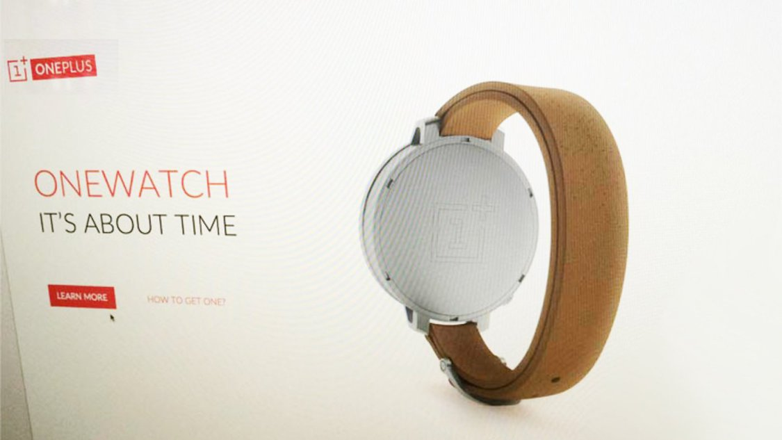OnePlus borde göra en smartwatch (åsikt)