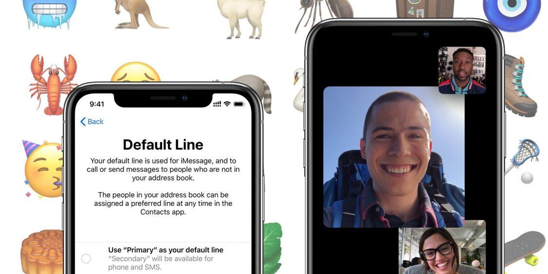 iOS 12.1 kommer kunna laddas ner under morgondagen