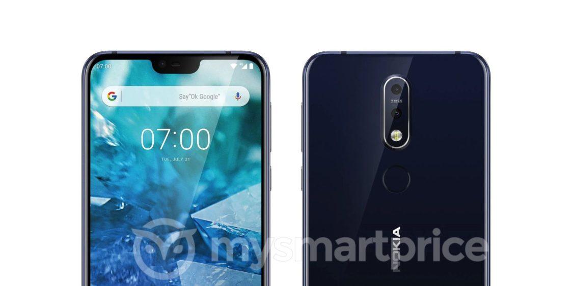 Nokia 7.1 Plus kommer utrustad med Snapdragon 710 (bekräftat)