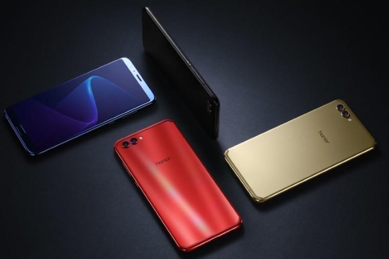 Huawei Honor V20 certifieras!