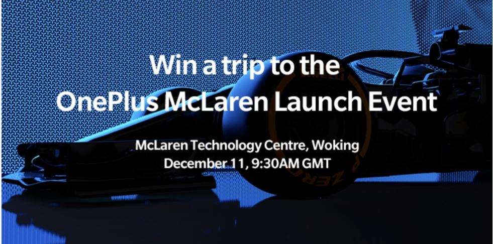 Nu kan du vinna en resa till OnePlus kommande event!