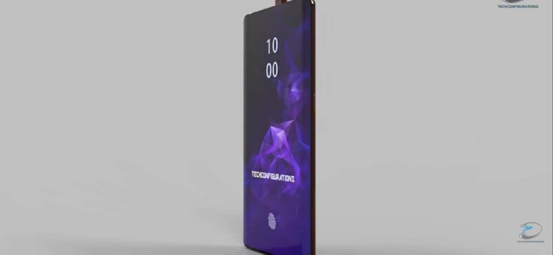 Är det här Samsung Galaxy S10+?