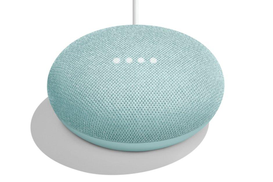 Google Home Mini blir tillgänglig i ny färg!