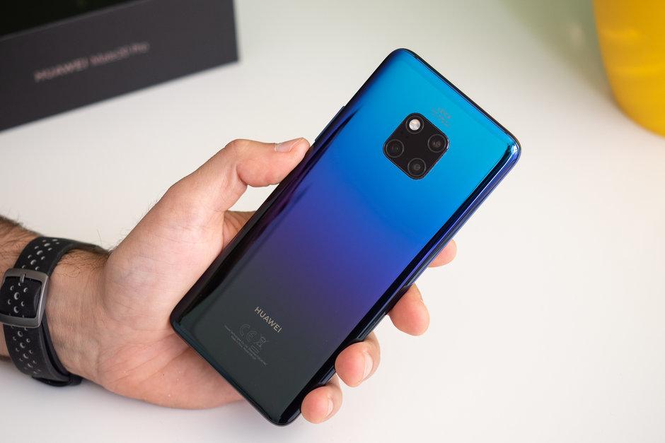 Huawei Mate 20 Pro har satt nytt förbokningsrekord för företaget!