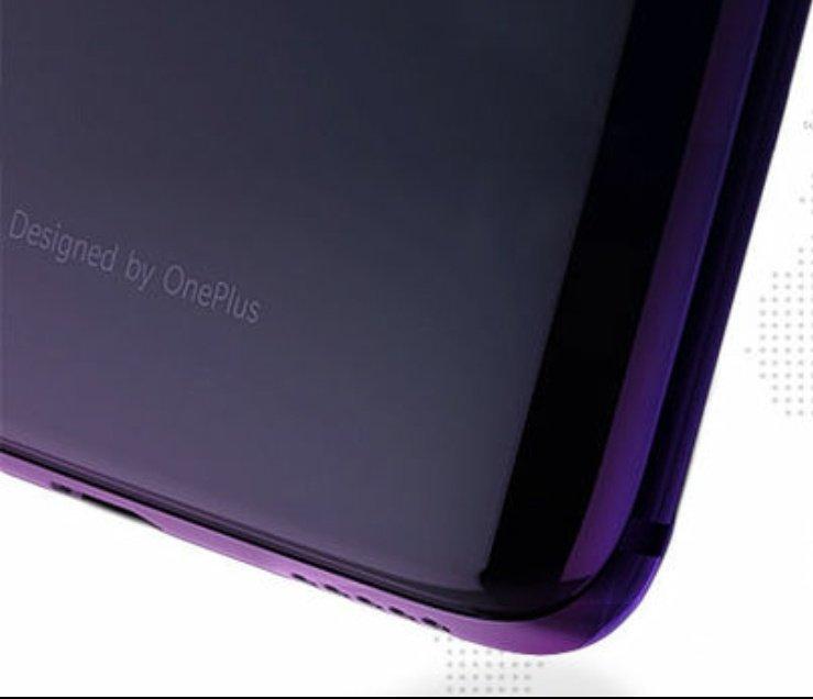 Så här kan OnePlus 6T komma att se ut i lila