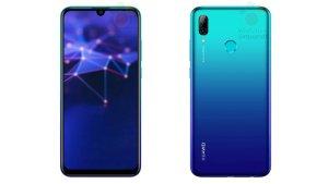 Så här ser Huawei P Smart (2019) ut