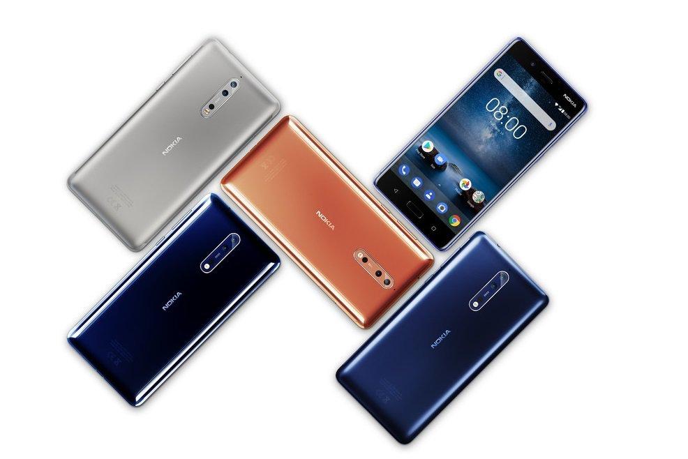 HMD försenar Android 9 Pie till Nokia 8
