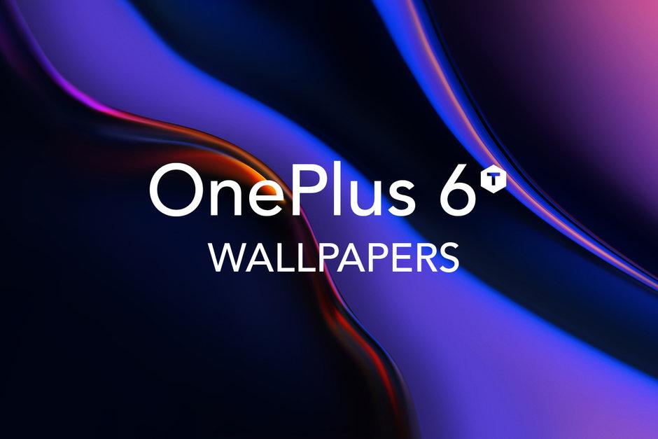 Nu kan du tanka hem bakgrundsbilderna från OnePlus 6T