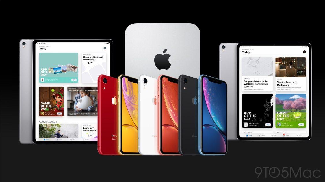 Apple slutar redovisa antalet sålda produkter