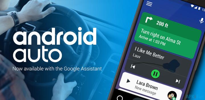 Android Auto får nytt utseende och nya funktioner!