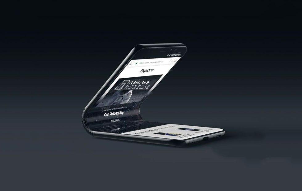 Samsung Galaxy F1 presenteras 7 november