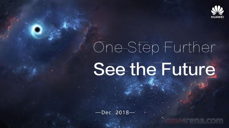 Huawei bjuder in till event i december!