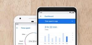 Android: Digital Wellbeing finns nu i skarp version till Pixel och Android One!