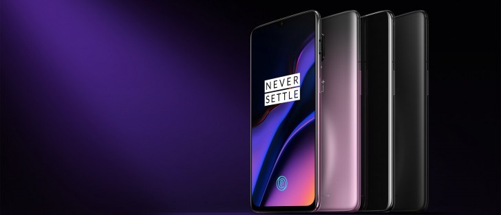 OnePlus 6T Thunder Purple lanseras officiellt i USA