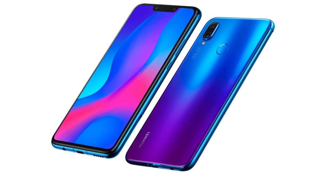 Huawei börjar teasa Nova 4!