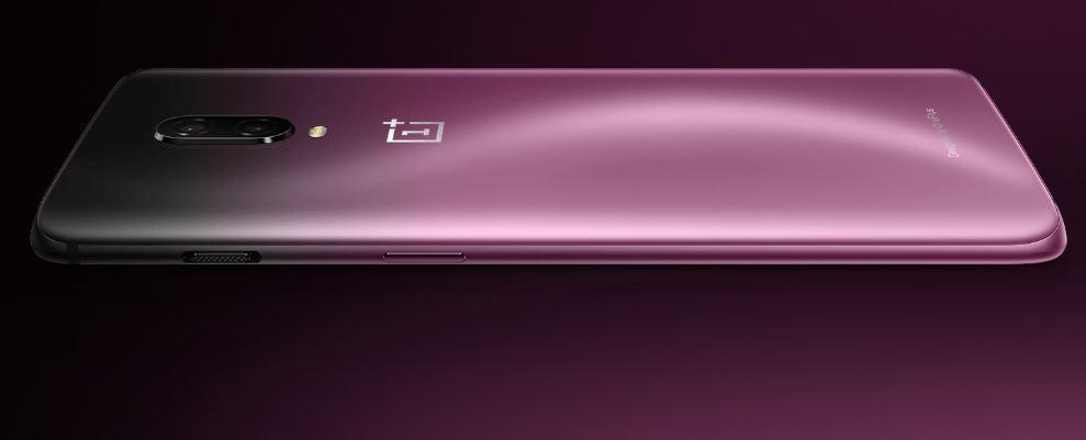"""OnePlus förtydligar att 6T i färgen """"Thunder Purple"""" blir exklusiv för Kina"""