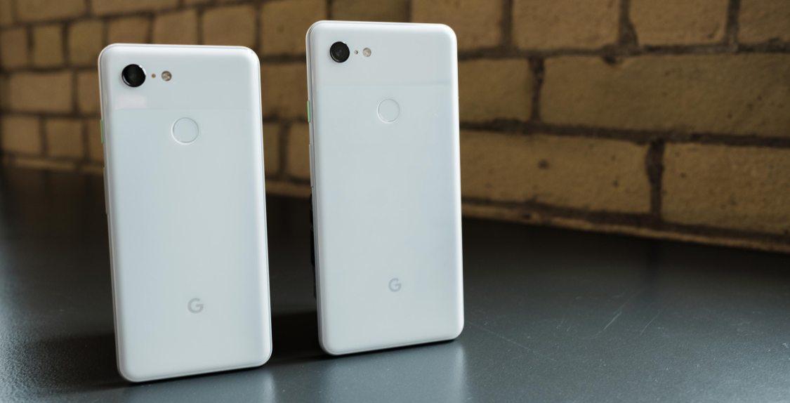 Nu fungerar inte kameran på Google Pixel 3