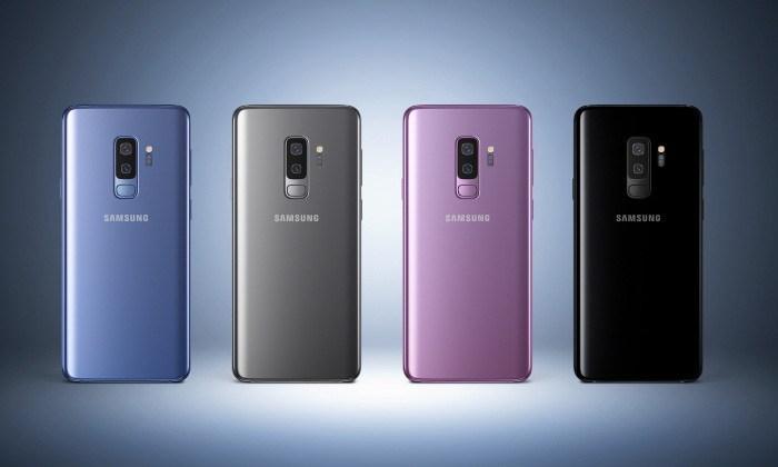 Samsung Galaxy S9 får novembers säkerhetsuppdatering