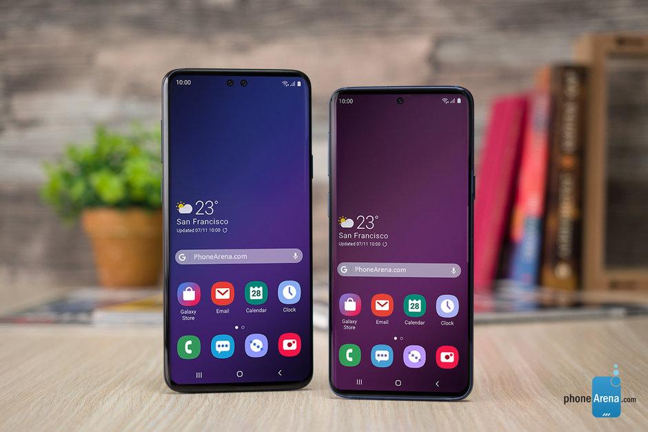 Ännu flera konceptbilder publiceras på Samsung Galaxy S10 – så här kan telefonerna komma att se ut!