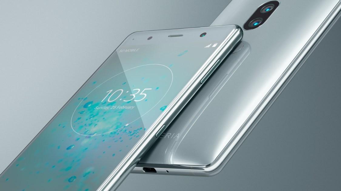 Svenska Xperia XZ2 Premium uppdateras till Android 9 Pie!