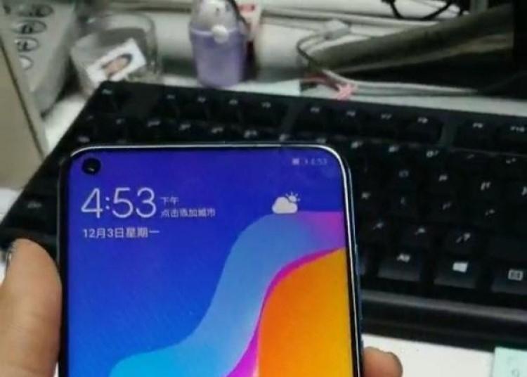 Huawei Nova 4 dyker upp på nya bilder