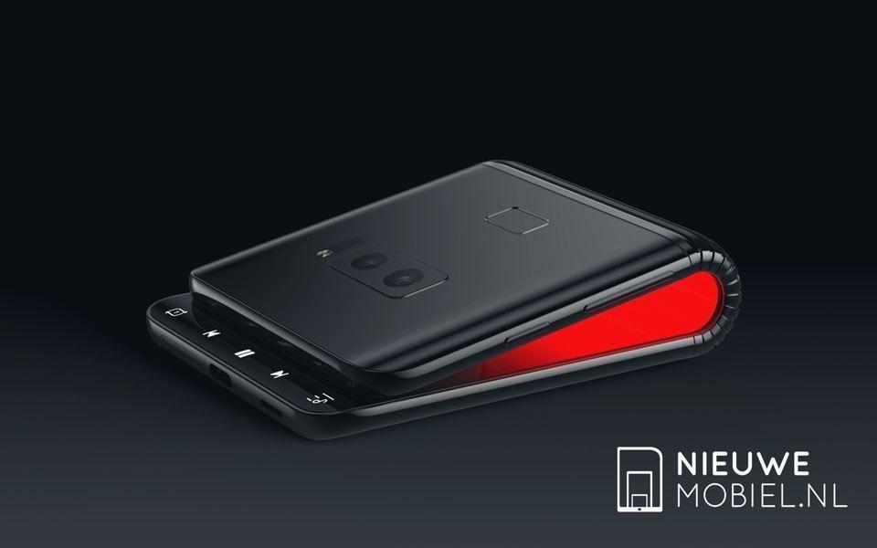 Samsung tar patent på batteriet som kommer sitta i Galaxy F1