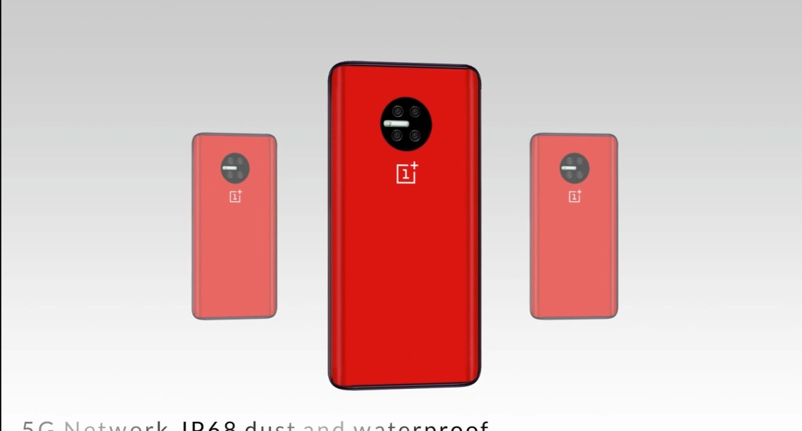 OnePlus kommande 5G-mobil kan få 4 kameror på baksidan