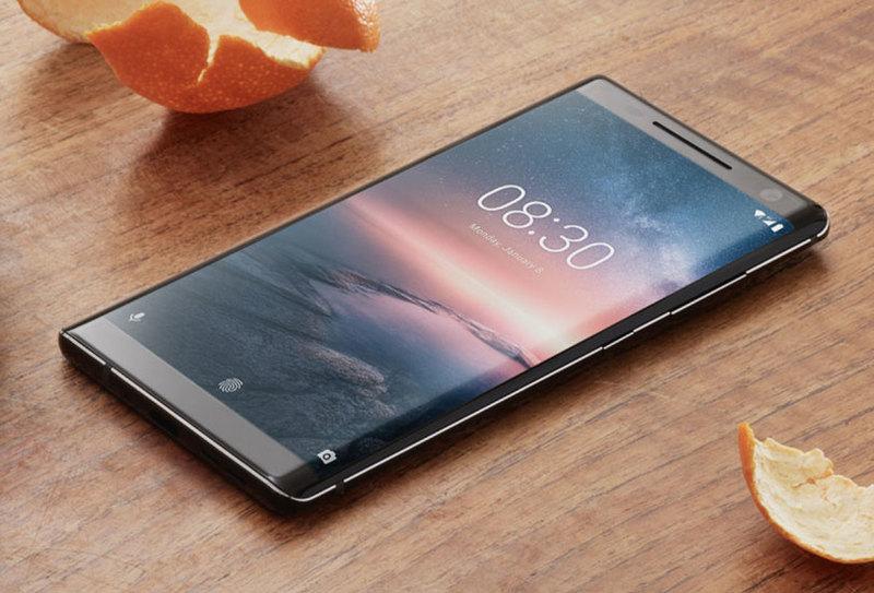 Nokia 8 Sirocco har fortfarande inte fått Android 9 Pie