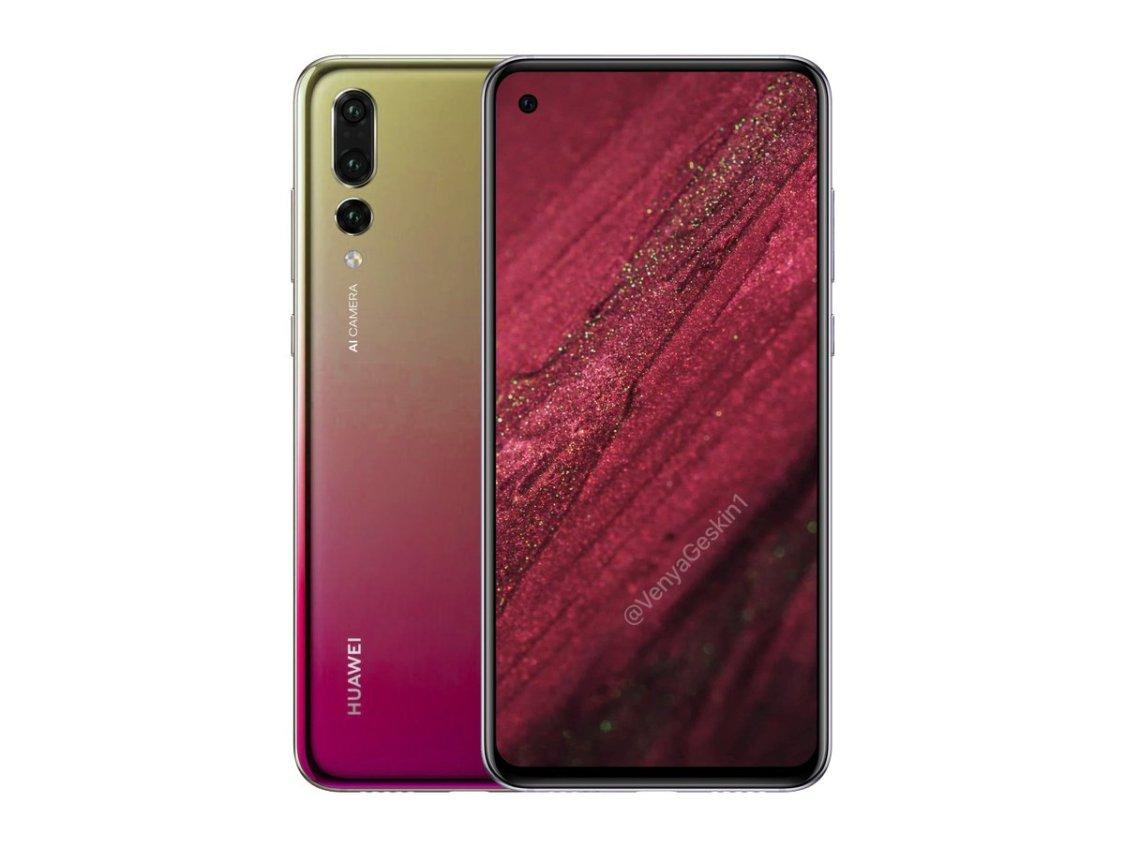 Huawei Nova 4 ser ut att få en primär 48 MP-kamera