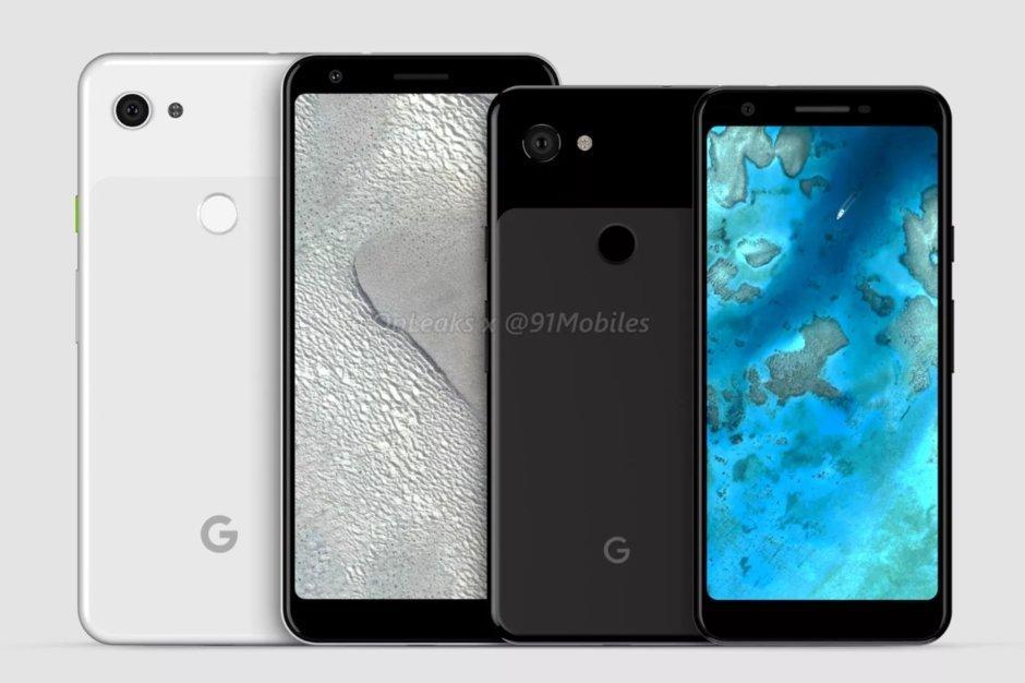 Nya uppgifter: Google Pixel 3 Lite presenteras våren 2019