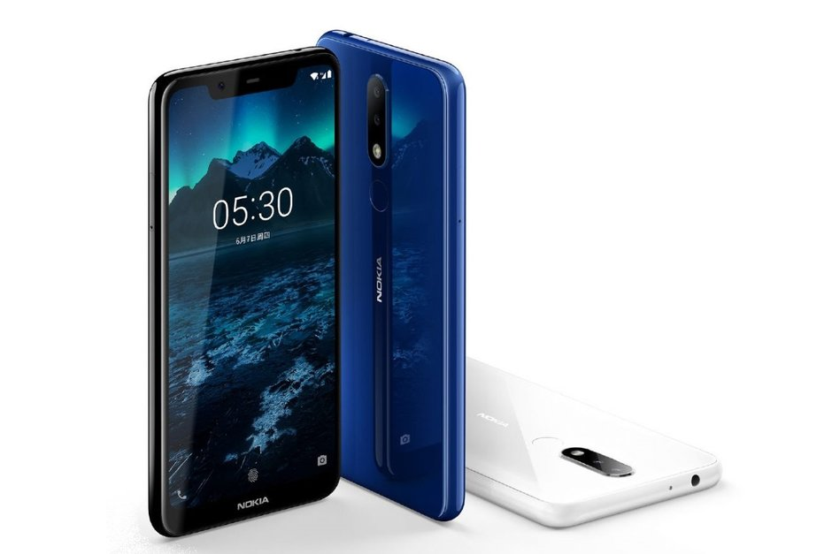 HMD Global uppdaterar Nokia 5.1 Plus till Android 9 Pie