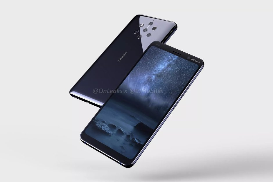 Nokia 9 PureView kompanjonen dyker upp med specifikationer!