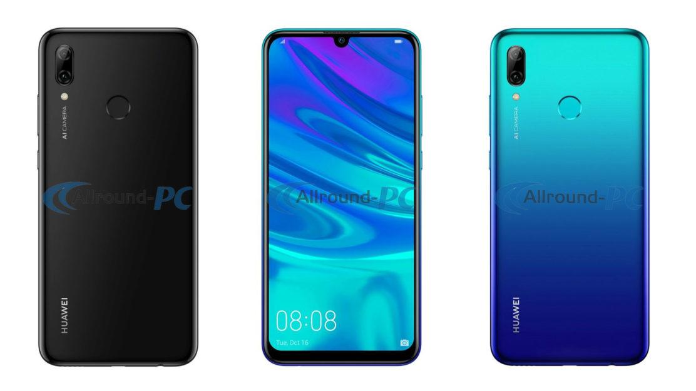 Pressbilder på Huawei P Smart (2019)