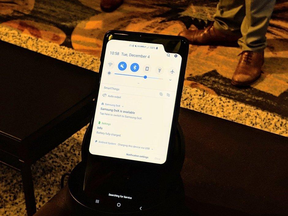 Så här ser Samsung:s 5G-lur ut