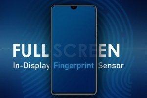 Samsung jobbar på en telefon med en U-flärp