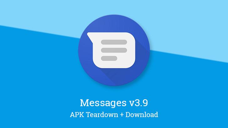 Google Messages erhåller nödvändiga funktioner i den senaste betan