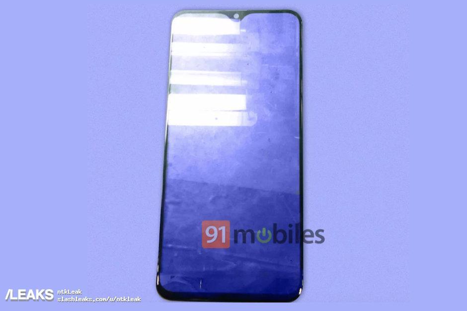 Framsidan till Samsung Galaxy  M20 läcker ut på nytt!