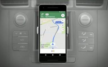 Google Assistent får ett nytt utseende i Maps