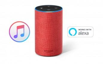 Apple Music kommer till Alexa-högtalare