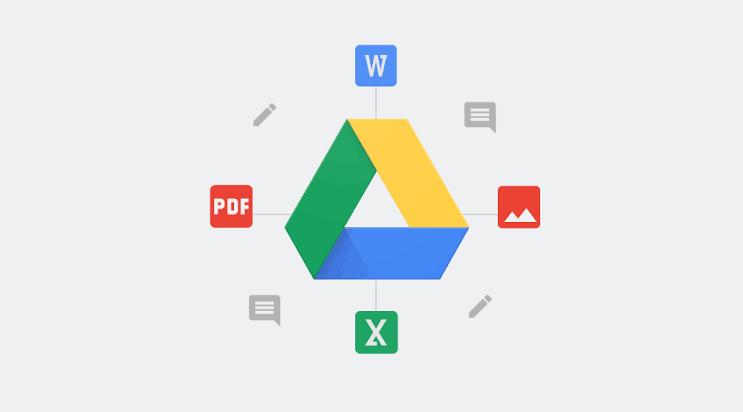 Google Drive får stöd för PIN-kod