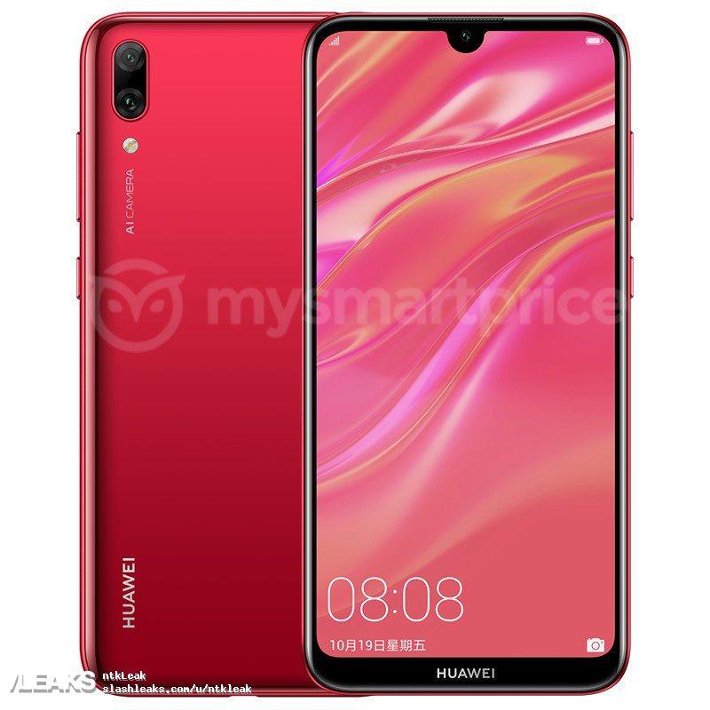 Nya bilder läcker ut på Huawei Enjoy 9