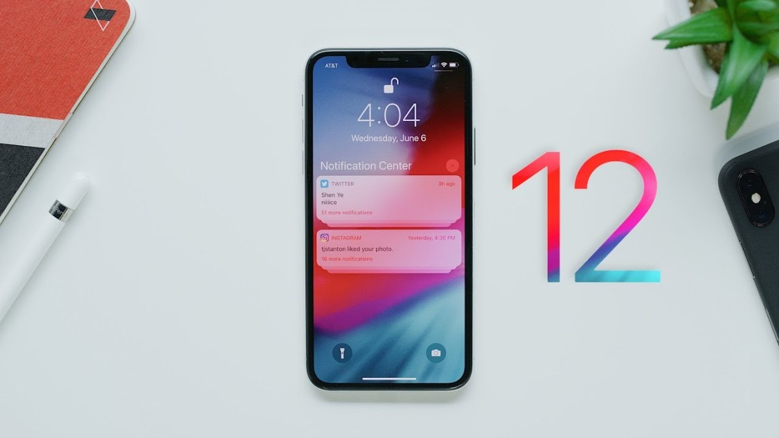 Apple släpper iOS 12.1.2 (beta)