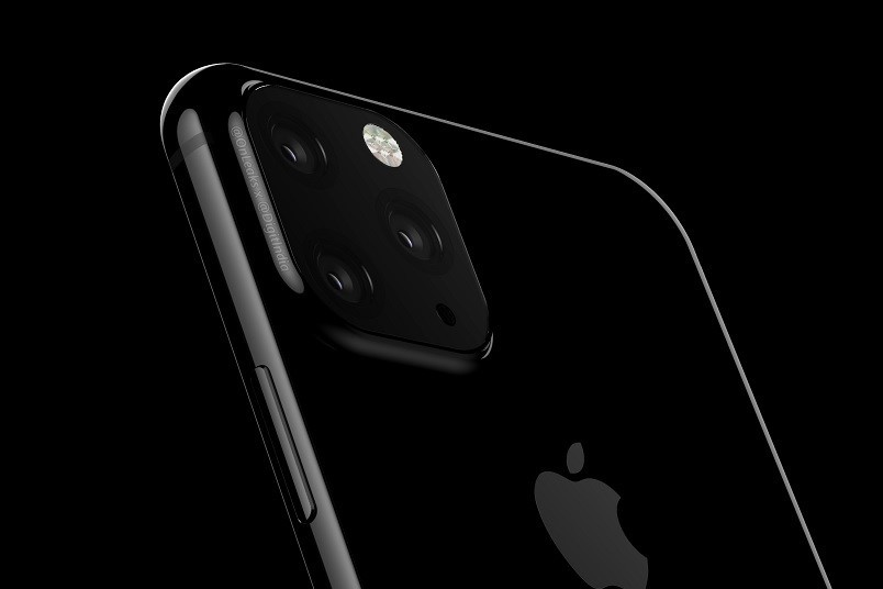 Så här kan iPhone XI komma att se ut – har tre kameror på baksidan
