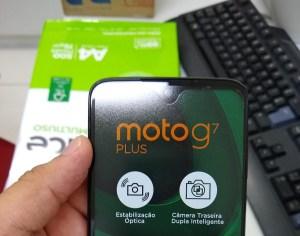 Bilder dyker upp på Motorola Moto G7 Plus