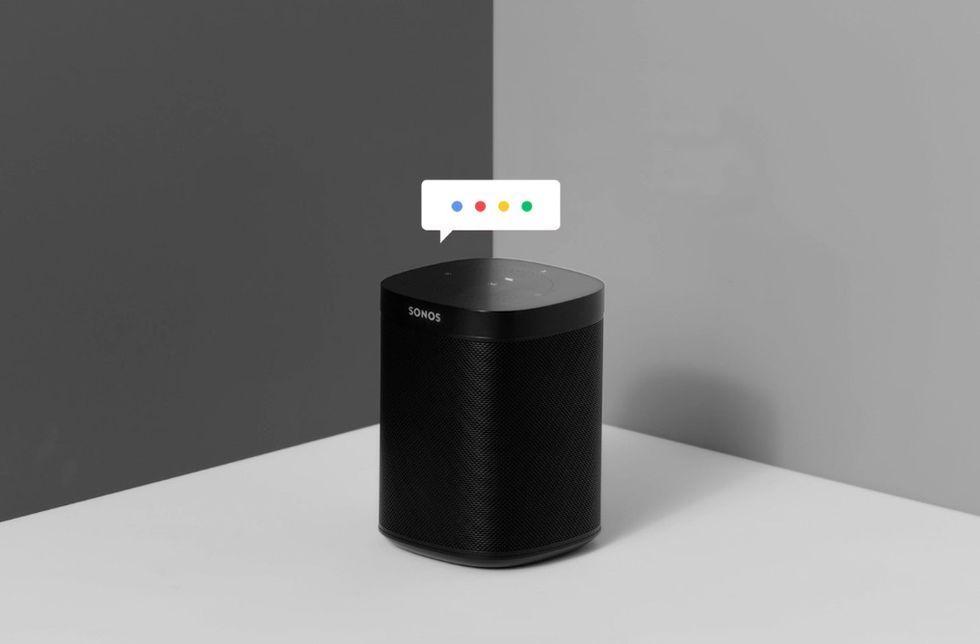 Google Assistent kommer till Sonos