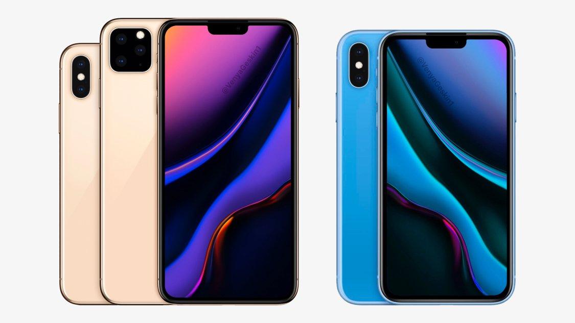 Kommer höstens iPhones se ut så här?