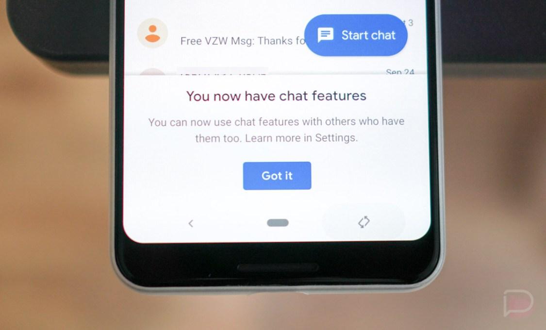 Google ser ut att deaktivera RCS-funktion till Pixel 3 och Pixel 3 XL