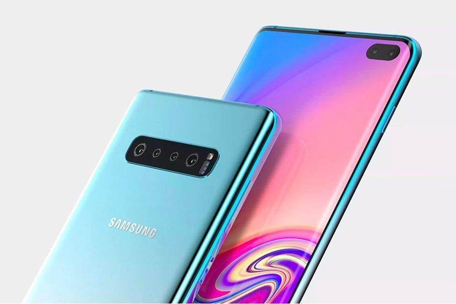 Kommer Samsung Galaxy S10X få 10x zoom?