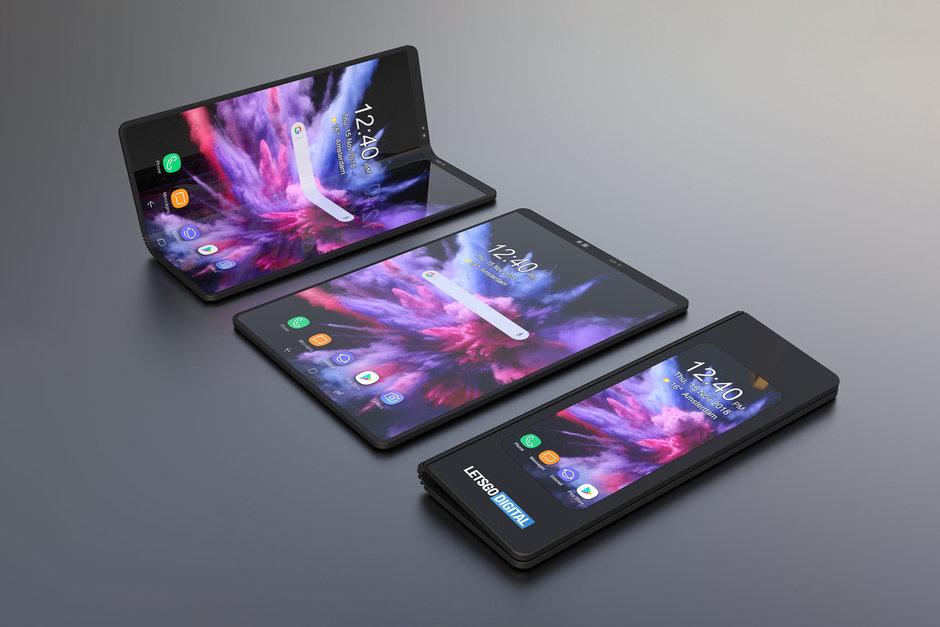 """""""Samsung Galaxy F1 är början på en ny trend"""""""