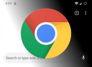 Nu fungerar Google Chrome med mörkt tema